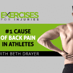 #1 Cause of Back Pain In Athletes