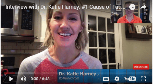 YT vid – 1 Cause of Fat Loss Plateau
