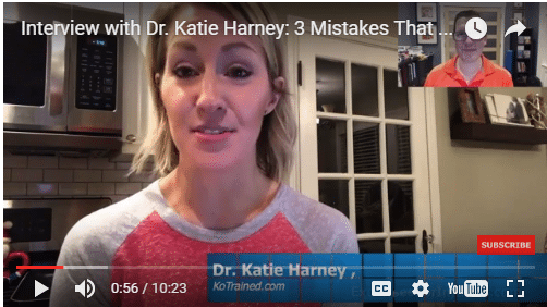 YT vid – 3 Mistakes That Cause Your Weight Loss to Plateau