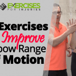 3 Exercises to Improve Elbow Range of Motion