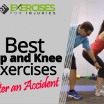 3 Best Hip and Knee Exercises After an Accident