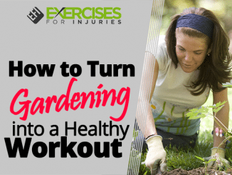 How to Turn Gardening into a Healthy Workout