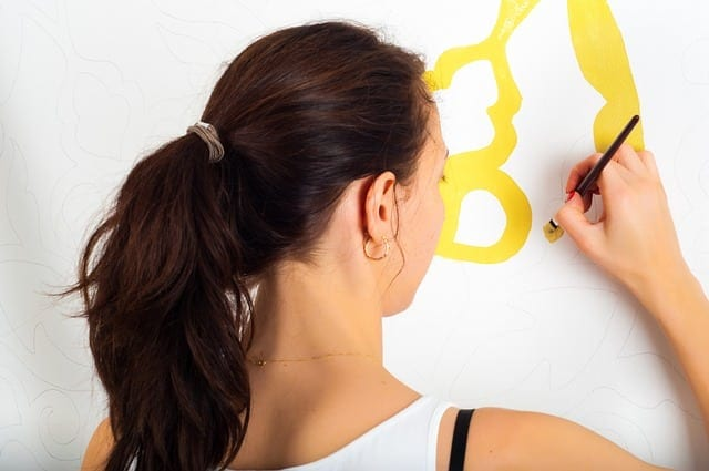 paint to reduce stress