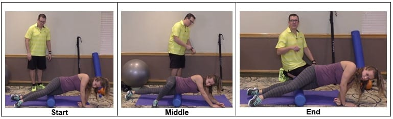 Foam Rolling Out the IT(Iliotibial) Band
