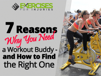 7 Reasons Why You Need a Workout Buddy and How to Find the Right One