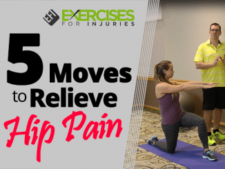 5 Moves to Relieve Hip Pain