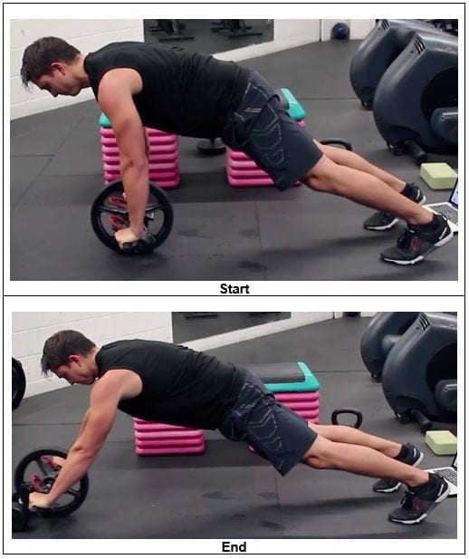 Ab Roll – Out