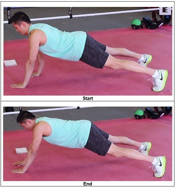 High Plank Walk – Out