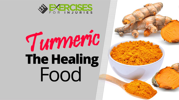 Turmeric The Healing Food
