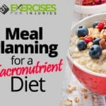 Meal Planning for a Macronutrient Diet