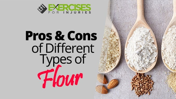 Pros & Cons of Different Types of Flour