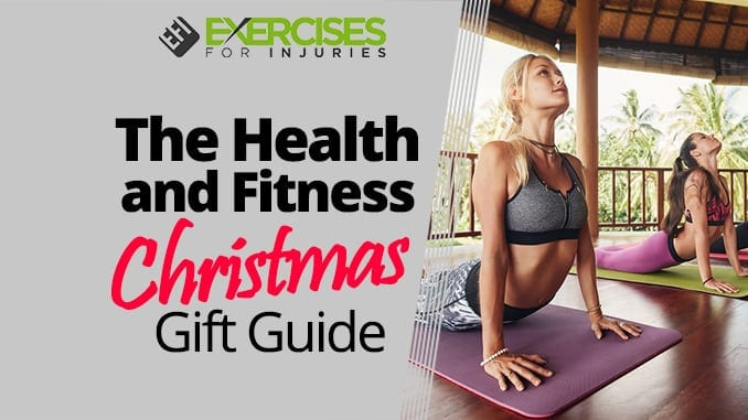 The Health and Fitness Christmas Gift Guide