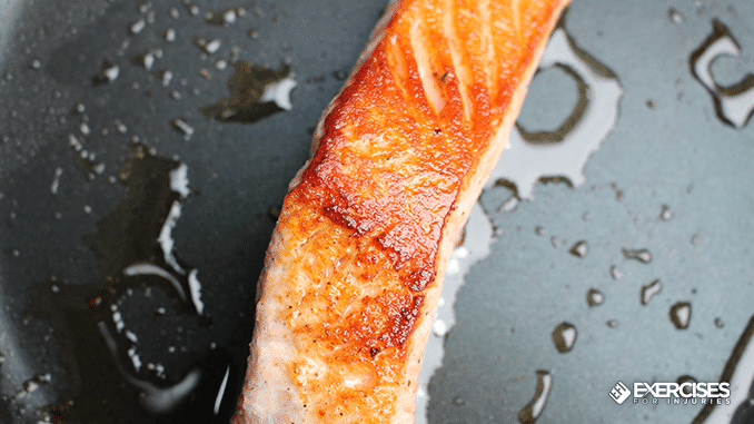salmon in pan-new watermarked