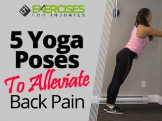 5 Yoga Poses To Alleviate Back Pain