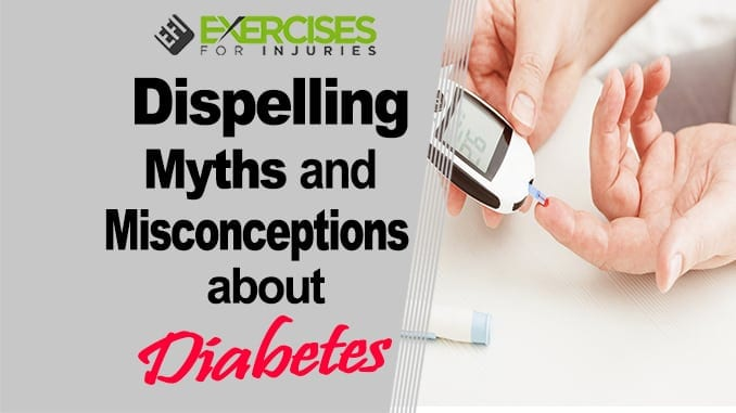 Dispelling Myths and Misconceptions About Diabetes