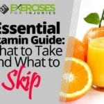 Essential Vitamin Guide:  What to Take and What to Skip