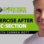Carmen Bott Interview on Exercise After C-Section