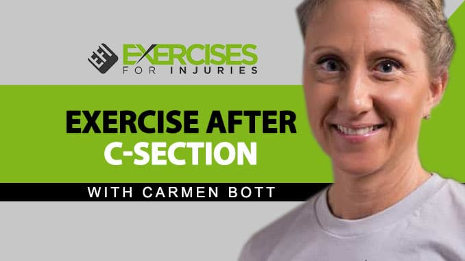 Exercise After C-Section 1
