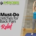 7 Must-Do Stretches for Back Pain Relief