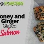 Honey and Ginger Glazed Salmon
