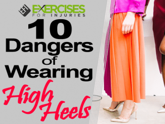 10 Dangers of Wearing High Heels
