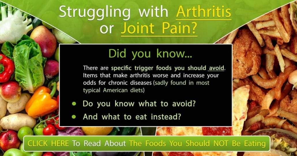 Promotional Blog Graphic for Cooking For Joint Health