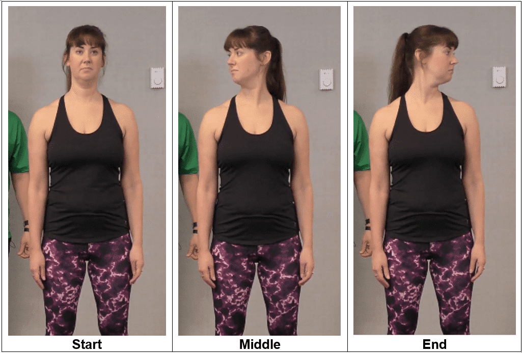Slow Neck Rotations