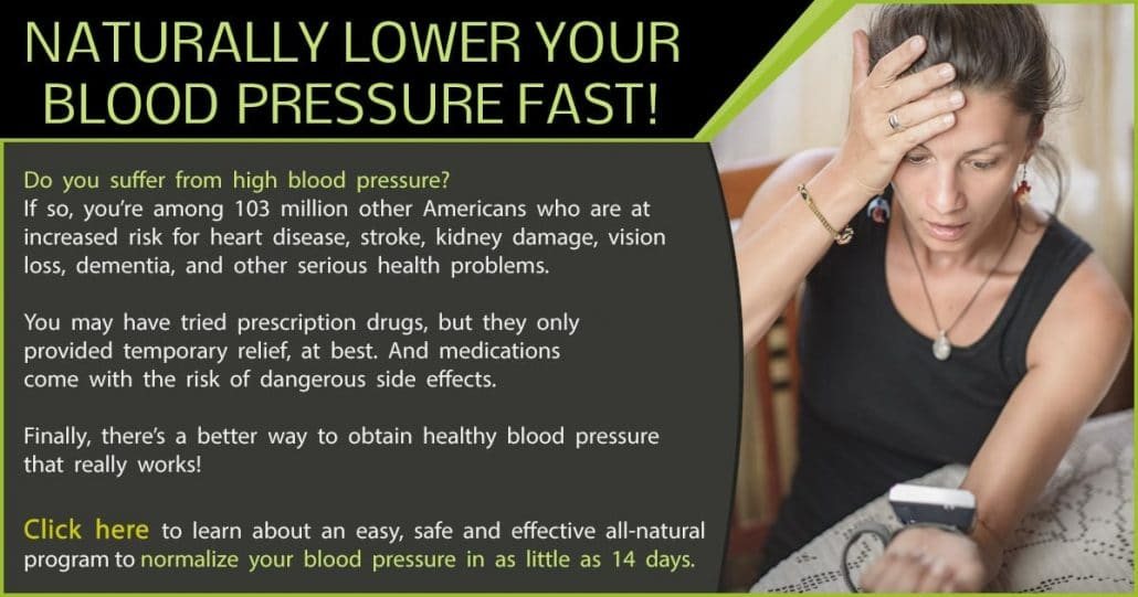 Promotional Blog Graphic for 14-Day Healthy Blood Pressure Quick Start Program