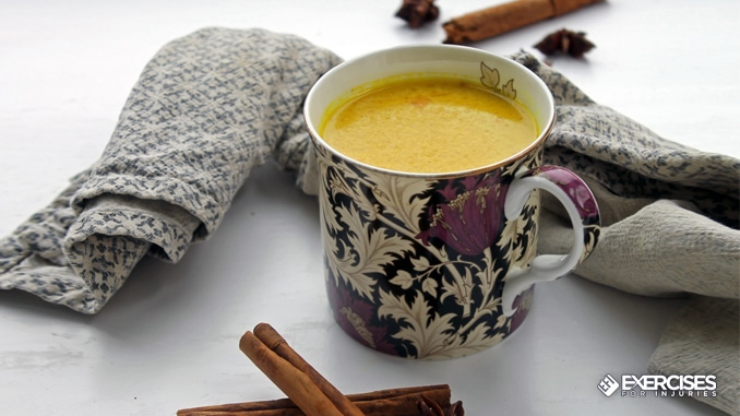 The Awesome Health Benefits of Golden Milk