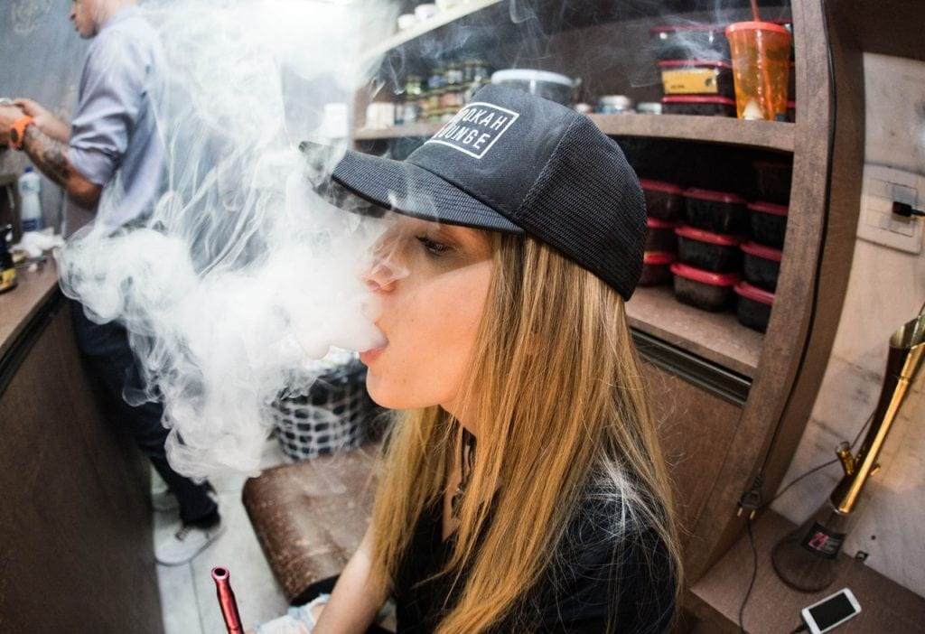 Young People Particularly at Risk From E-Cigarettes