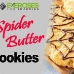 Spider Butter Cookies