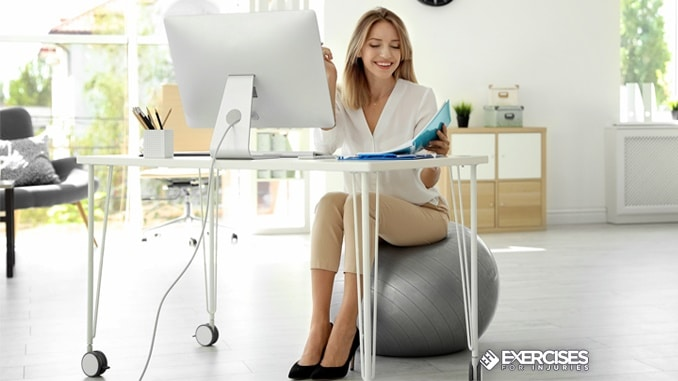 5 Easy Desk-friendly Exercises to Get Fit