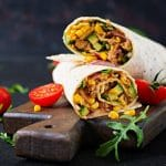 Breakfast, Lunch or Supper Burrito