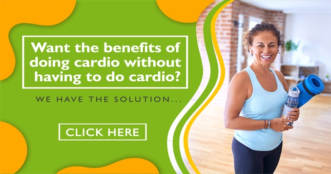 Cardio for Those Who Hate Cardio