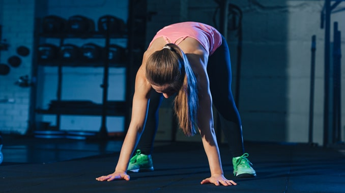 3 Variations of Burpees You Can't Wait to Try