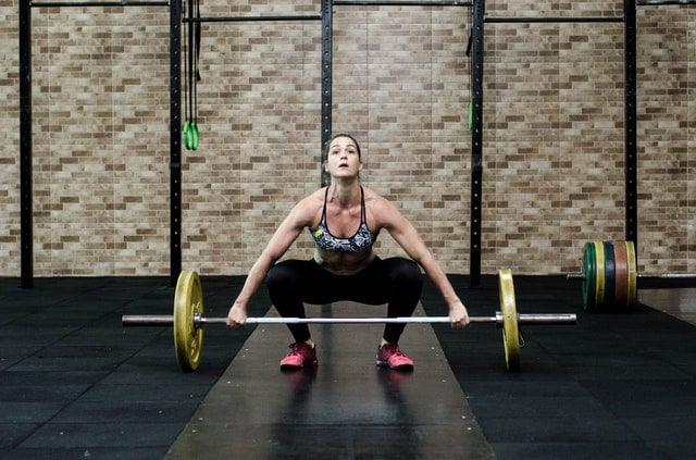 active-adult-athlete-barbell