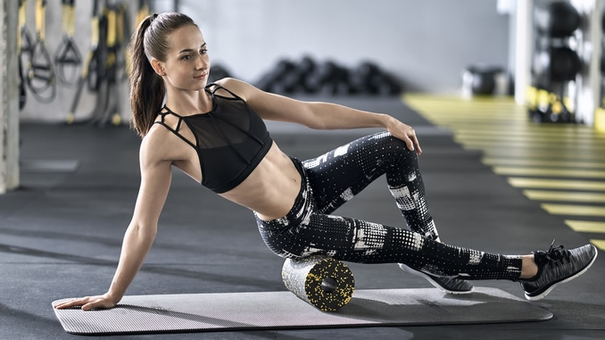 4 Best Foam Roller Moves for Your Entire Body