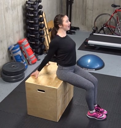 Seated Shoulder Stretch