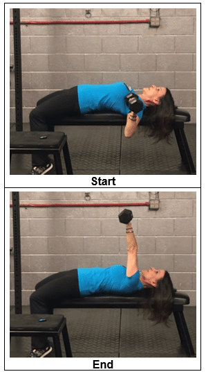 Single-side Chest Press