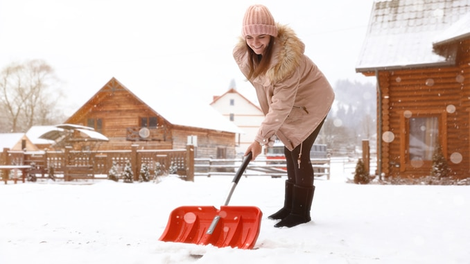 4 Best Snow Shoveling Hacks to Help You Dig Out Faster