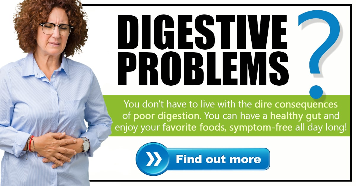 Promotional Blog Graphic for 14-Day Digestive Health Quick Start Program