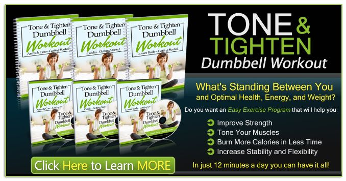 Tone & Tighten Dumbbell Workout