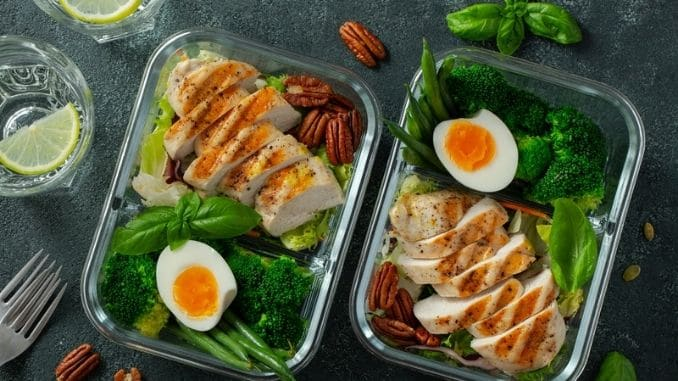 Meal Prep 101 - An Interview With a Veteran Prepper - Exercises For Injuries