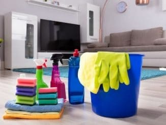 How to Clean Your Home Without Chemicals