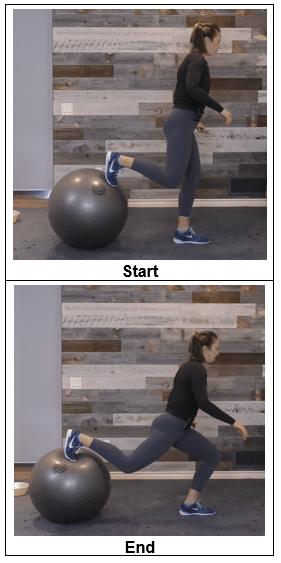 2.C – Reverse Lunges