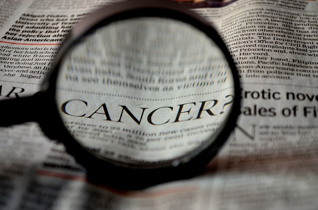 cancer-newspaper-word-magnifier