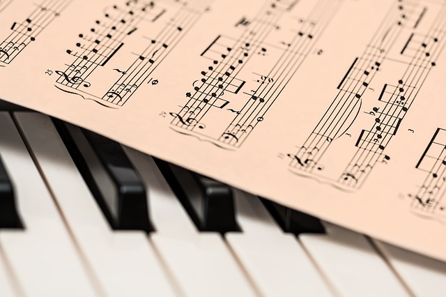 use music to ease stress