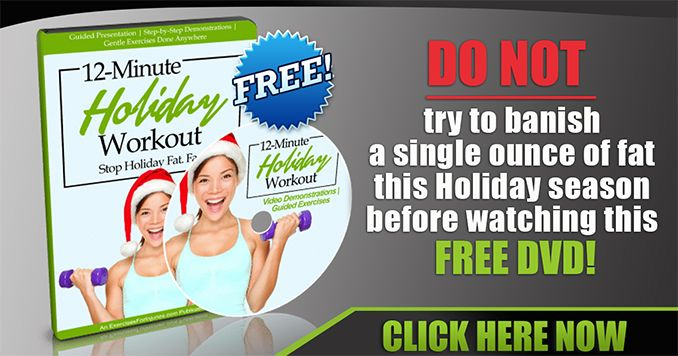 12 Minute Holiday Workout