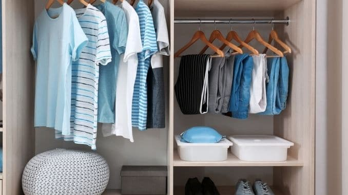 stylish-clothes-shoes-home