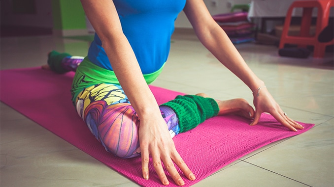 5 Yoga Poses to Target Tight Hip Flexors